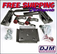"2004 - 2008  Ford F-150 5"" Complete rear lowering kit by DJM"