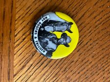 Roy Rodgers &Trigger Collecters Pin
