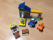 Lego duplo Bob der Baumeister Bobs Werkstatt Set 3299 mit Sprinti Mixi