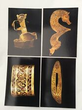 Postcards - The Staffordshire Hoard - Set Of Four Postcards