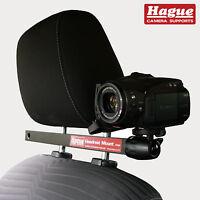 Hague Video Kamera Kfz Kopfstützen Halterung passend für GoPro Camcorder & mehr