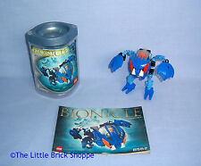 Lego Bionicle 8562 Bohrok GAHLOK - Boxed and complete with instructions & Krana