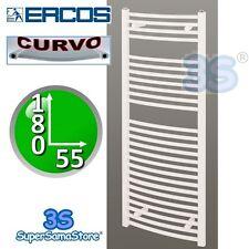 3S SCALDASALVIETTE RADIATORE PER BAGNO CURVO BIANCO 180x55 cm TERMOARREDO ERCOS