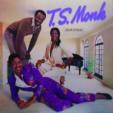 "T.S. MONK - HOUSE OF MUSIC 2010 REMASTERED CD 1980 ALBUM + BONUS 12"" MIXES !"