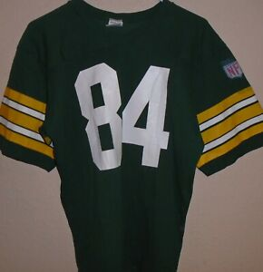 Vintage Sterling Sharpe Green Bay Packers Rawlings jersey size Large