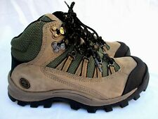 TIMBERLANDS..WOMEN'S..BROWN..LEATHER..HIKING..BOOTS..NEW..sz 6