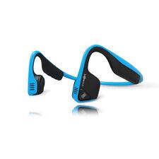 Casques et écouteurs bleus pour lecteur MP3