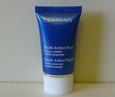 1x CLARINS Multi Active Night Youth Recovery Comfort Cream, 15ml, Brand New!
