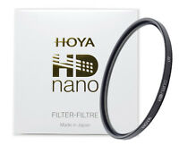 Hoya HD Nano 52mm High Definition UV Filter