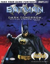 Batman: Dark Tomorrow Official Strategy Guide