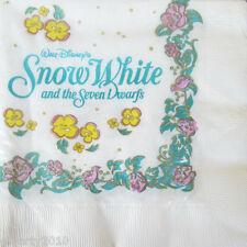 SNOW WHITE Prince Charming LUNCH NAPKINS (16) ~ Birthday Party Supplies Dinner