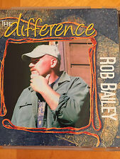 Rob Bailey: The Difference (CD - 2015)