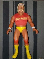"WWE WWF 1985 LJN HULK HOGAN 16"" WRESTLING FIGURE HULKAMANIA VINTAGE With Shirt"