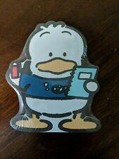 Vintage 1993 Sanrio Ahiru No Pekkle Duck Notepad Cute NEW