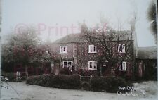"""PRINT 10"""" X 7""""  POST OFFICE AT CHARTER LEY CHARTER ALLEY BASINGSTOKE HAMPSHIRE c"""