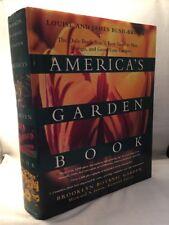 America's Garden Book Brooklyn Botanic Garden Bush-Brown Irwiin Like New MSRP$65
