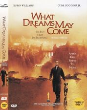 What Dreams May Come / Vincent Ward, Robin Williams (1998) - Dvd new