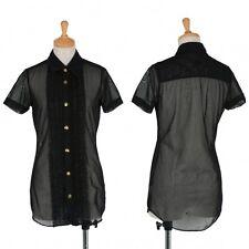 Jean Paul GAULTIER ARIS Ruffle decoration shirt Size 40(K-35172)