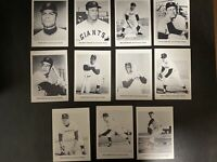 San Francisco Giants 1960s Jay Publishing 5x7 Picture Pack Team Set - * RARE! *
