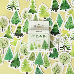 Scrapbooking Lable Paper Sticker Diary Album Sticker Stationery Stickers