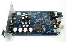 GE Security D7120-R3 10/100 Ethernet Transceiver MM Laser 2 Fibers Rack Mount