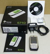 HTC  S710 - Silber auf Schwarz (Ohne Simlock) Smartphone Sammeln