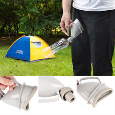 Car Handle Urine Bottle Urinal Funnel Tube Travel Camp Urination Device tafr