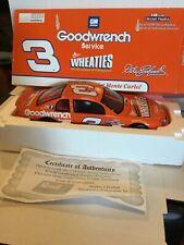 HUGE! 1:18 Dale Earnhardt Sr #3 WHEATIES 1997 VINTAGE Die-Cast NASCAR