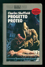 SHEFFIELD CHARLES PROGETTO PROTEO NORD 1986 COSMO ARGENTO 163 FANTASCIENZA