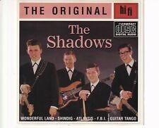 CD THE SHADOWSthe originalHOLLAND 1995 EX (B5216)