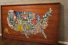 Us License Plate Map EBay - Us liscense plate map