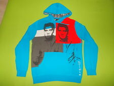 Hoodie ANDY WARHOL Elvis Presley (XL) PEPE JEANS PERFECT !!! Only ONE ! Jersey