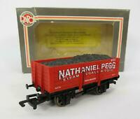 OO Gauge Dapol Nathaniel Pegg Steam Coal & Coke Limited Edition Wagon (L2)