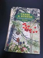 Trees and Bushes in Wood and Hedgerow by Lange, J. Hardback Book The Fast Free
