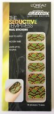 L'Oreal Project Runway Limited Edition The Seductive Temptress Nail Stickers