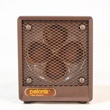 1987 Pelonis Ceramic Disc Furnace 1500w 5200 BTU 120v Portable Heat Fan Tested
