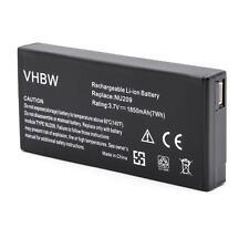 BATTERIE 1850mAh 3.7V POUR DELL PowerEdge R610 / PowerEdge R710