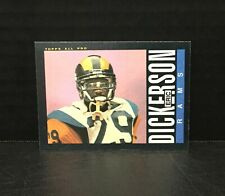 Eric Dickerson - Los Angeles Rams - 1985 Topps - #79 - Football Card