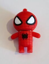 Minigz SpiderMan Cartoon Usb Stick 32gb Memory Card Super Hero Marvel Computer