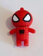 Minigz Spider Man Cartoon Usb Stick 32gb Memory Card Super Hero Marvel Computer