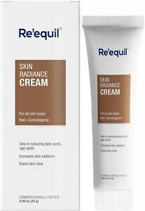 RE' EQUIL Skin Radiance Cream Reducing Hyper Pigmentation 25 gm