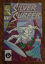 Silver Surfer (1987)  #2 - Very Fine