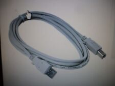 6 Ft USB Printer Cable Samsung ML1665 ML2525 ML2545 CLP 310 315 SCX-4623 CLX3185