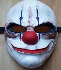 Сhains Payday Payday2 the heist mask Hallowen mask Creepy mask Payday mask