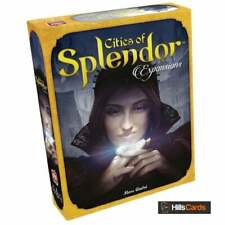 LIGHTLY DAMAGED BOX | Cities Of Splendor Expansion for the Splendor Card Game