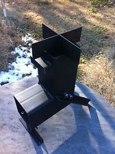 Classic Rocket Stove by Outback Fabrications