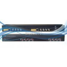 Cctv 8Ch Active Cat5 to Bnc Converter Video Balun Receiver