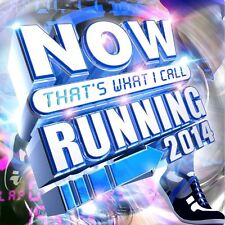 VARIOUS - NOW THAT'S WHAT I CALL RUNNING 2014: 3CD SET (March 10th, 2014)