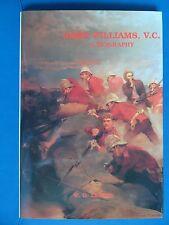 John Williams V.C.: A Biography by W.G. Lloyd (Hardback, 1993)