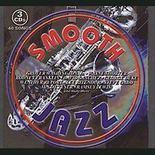 Smooth Jazz [Sony] [Slipcase] by Various Artists (CD, Aug-2001, 3 Discs, Sony Mu